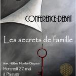 Transgenerationnel, Hélène Micollet Olagnon, secrets de famille