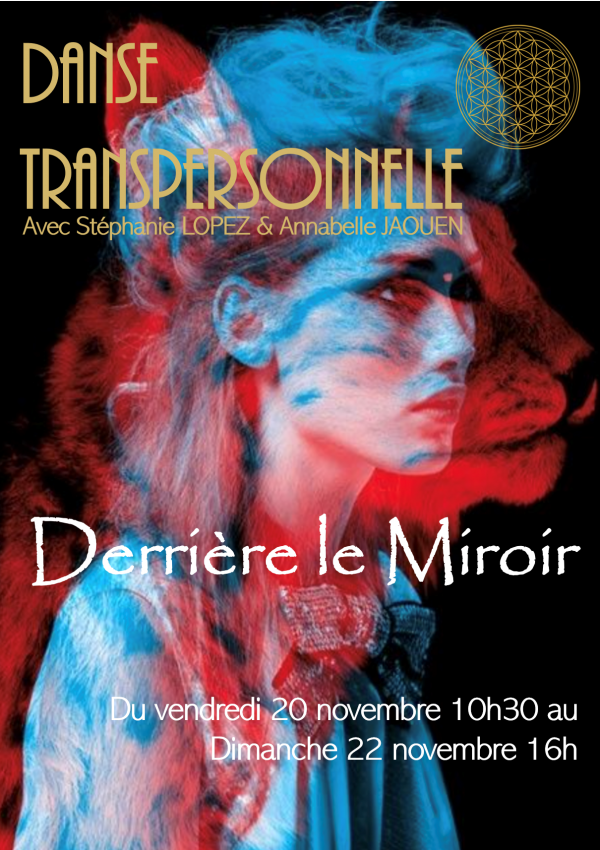 RECTO we derriere miroir